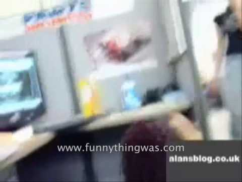 Funny Office Prank Video