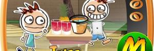 Mega Sticks : Juice (with English subtitles)