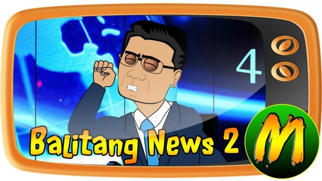 Pinoy Jokes: Balitang News Episode 2