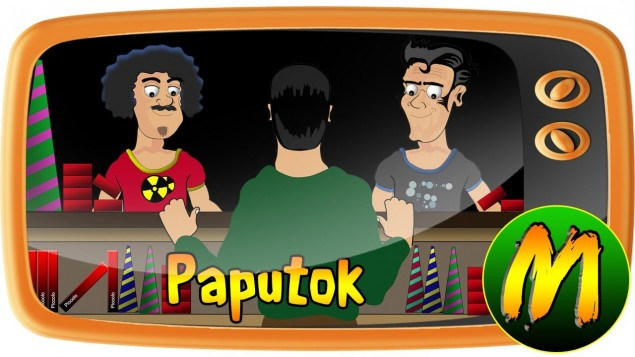 Pinoy Jokes: Paputok