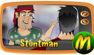 Pinoy Jokes: Stuntman (with English subtitles)