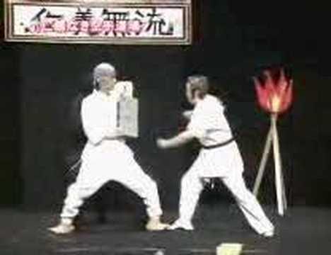 Really Strange (But Funny) Japanese-TV-Show