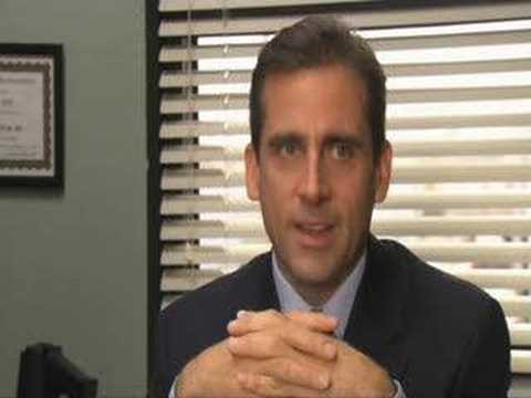 The Office – Bloopers (part 2)