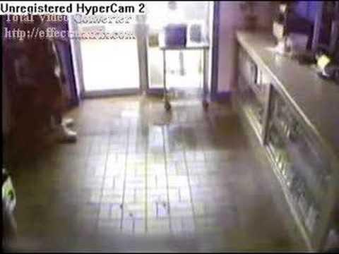 Worst Burglar Ever- Funny