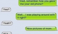 Dad Text – Phone