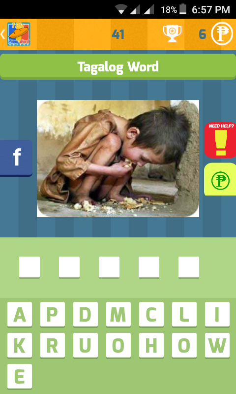 1pic pinoy word level 41