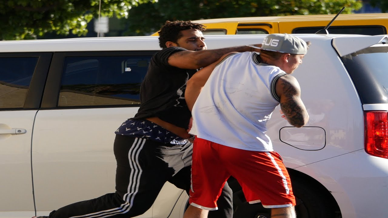 How to win street fights in the hood!